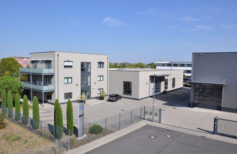 Zauner Automation GmbH Gebäude in Landau